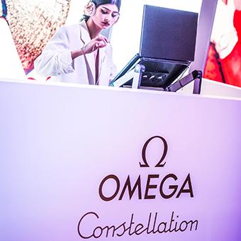OMEGA CONSTELATIONS